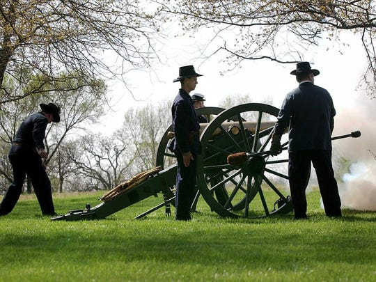 Wilson's Creek National Battlefield will commemorate the 155th Anniversary of the Battle on Aug. 10