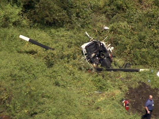 Deadly Helicopter Crash (2)