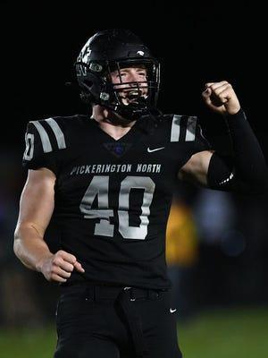 Ohio State recruit Jack Sawyer announced Aug. 14 that he won't play his senior season for Pickerington North.