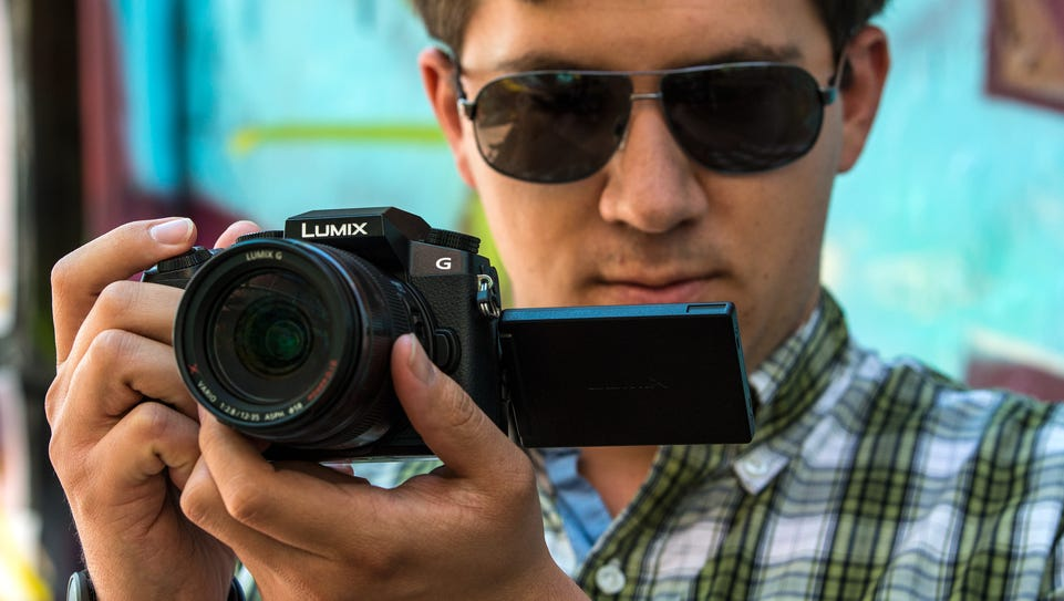 The G7 is one of the best mirrorless cameras you can