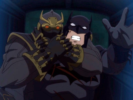 Batman Talon