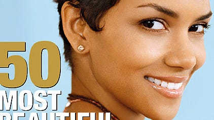 'People' magazine's 'Most Beautiful' over the years