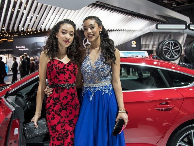 2018 detroit auto show charity preview photos gallery 2 for Charity motors auction in detroit mi