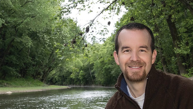 Owen Grimenstein will be sharing his story, Under Water: A Natural Disaster Memoir, at the Fairview Library.
