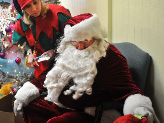 WFPD gives to Children's Aid Society of West Texas for Christmas