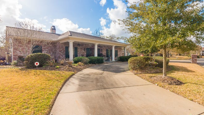 This four-bedroom, four-and-a-half-bath home is located at 105 Crescent Ridge Place in Lafayette and is listed at $750,000.