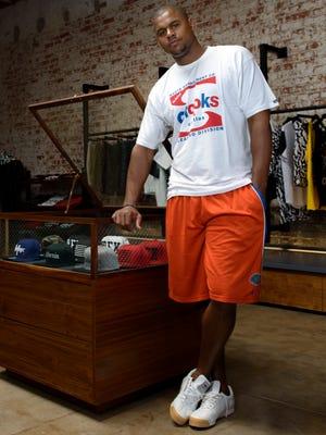 Former high school basketball phenom Schea Cotton.