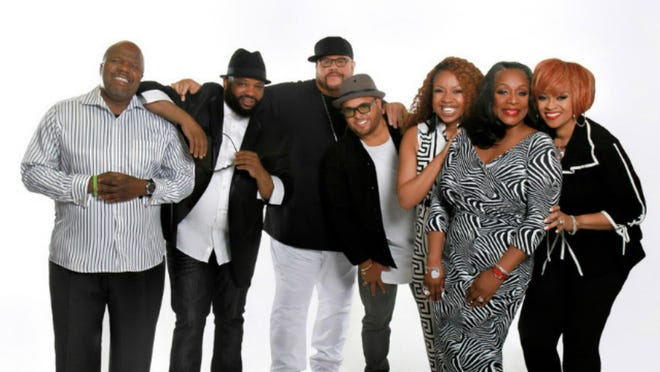 """Many of these gospel artists will appear at Blue Cross Arena for a tour stop for the popular """"Festival of Praise"""" on Nov. 13, 2016."""
