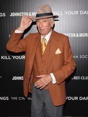After disavowing it, author Gay Talese now says he is standing by his book.