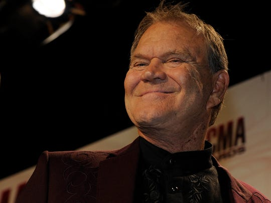 Glen Campbell has the best song about Kansas.