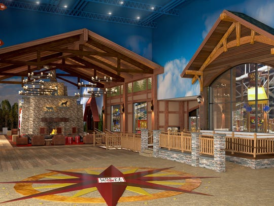 Great Wolf Lodge in Gurnee, Illinois, will have a water park and many other family activities to enjoy.