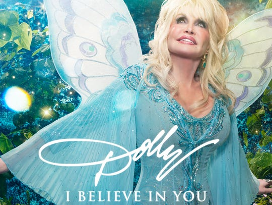 "Dolly Parton released her first children's album, ""I Believe in You,"" in September."