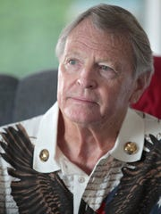 Army veteran Ted Pannell, a Palm Desert resident, spent 15 months in Vietnam in the mid-60s, but he wasn't diagnosed with post traumatic stress disorder until 1998. Without a clear understanding of what was wrong, Pannell battled alcoholism and suffered from random bouts of loneliness.