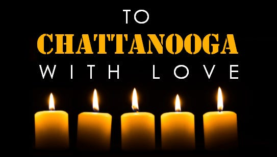 Through the To Chattanooga with Love Fund, money will be raised to support the victims' families as they rebuild their lives.