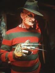 Robert Englund as Freddy Krueger in 'Nightmare on Elm