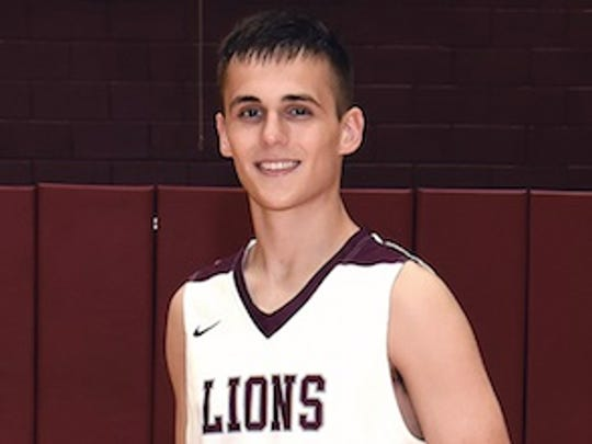 Preston Urbancic, First Baptist Academy boys basketball