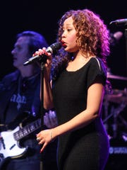 Darlene Love performing at the Count Basie Theatre