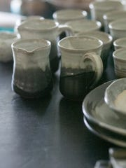 Bridgewater potter Keiko Inouye's work will be featured at new Whole Foods Market opening March 21 at the Chimney Rock Crossing shopping center in Bridgewater.