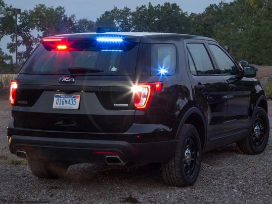 Marked Police Cars For Sale