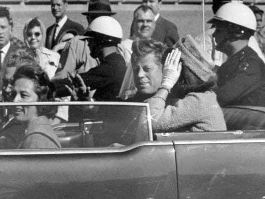 John F. Kennedy,Jacqueline Kennedy,John Connally,Nellie Connally