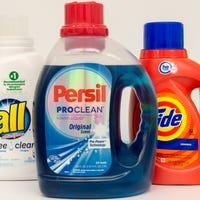 98 Purex Liquid Laundry Detergent 150 Oz Persil 75 Oz