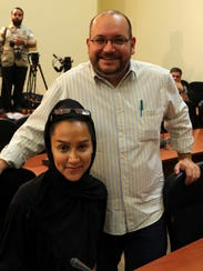 Iranian-American Washington Post correspondent Jason