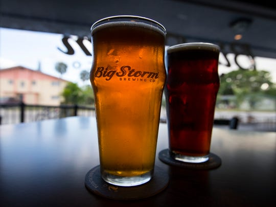 Big Storm Brewing Co. is hosting the Cape Coral Craft Beer Festival Feb. 8