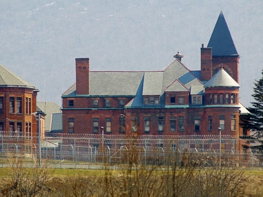 Fishkill Correctional Facility is seen in this 2003