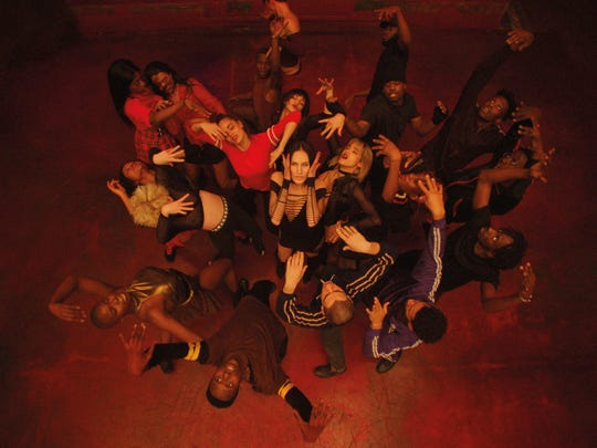 """Climax"" finds a group of young dancers embarking on a drugged-out evening."