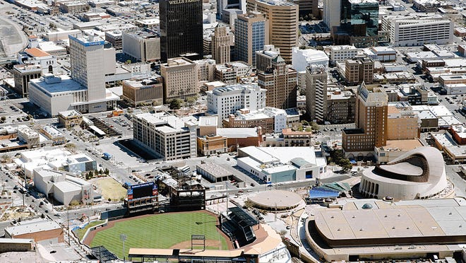 El Paso was ranked first in a study listing cities where people can live comfortably for less than $60,000 a year, according to Forbes.com.