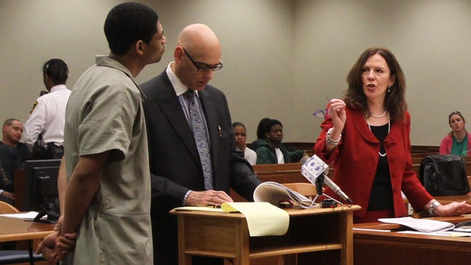 Assistant District Attorney Sandra Doorley in court during a different case in 2011.