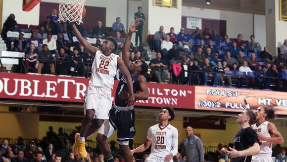 Mount Vernon defeated New Rochelle 72-49 in the boys