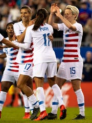 The USWNT filed a lawsuit against U.S. Soccer.