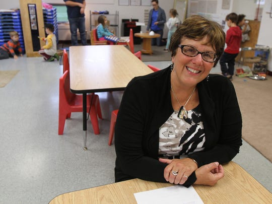 Ginny Nacy opened the Webster child care center more than 28 years ago.