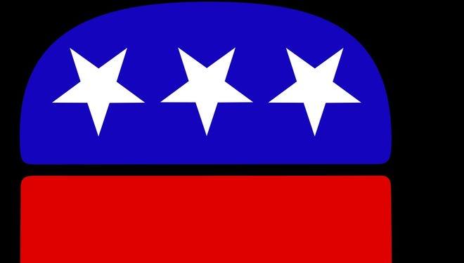 Republican Party logo.