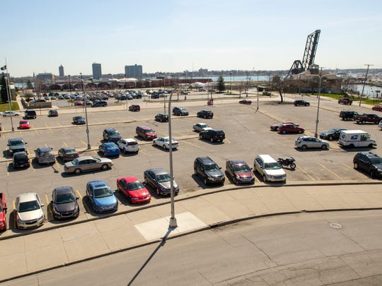 Reconstruction work will start on May 16 to the East Quay parking lot, Monday, April 18, in Port Huron.
