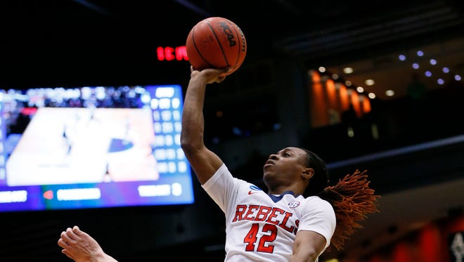 Ole Miss guard Stefan Moody is one three returning starters for the Rebels, who are working two transfers into their starting lineup.