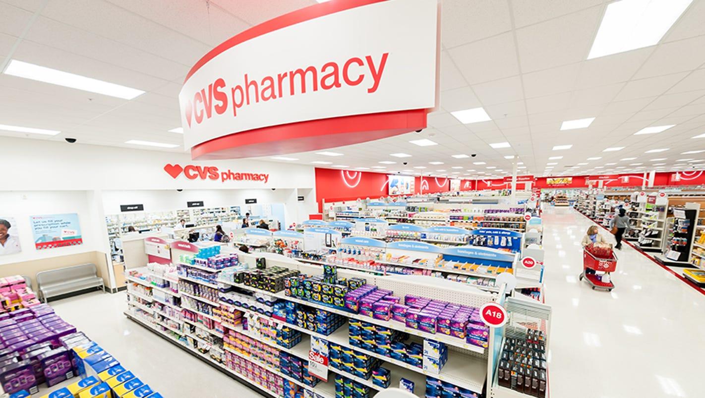 Carolina S Cake Design Store Frosinone : CVS launches rebranding of Target Pharmacy