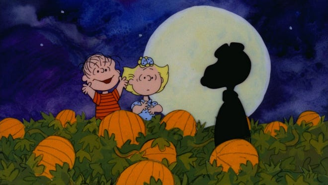 "The Peanuts gang celebrates Halloween, with Linus hoping that he will finally be visited by The Great Pumpkin; while Charlie Brown is invited to a Halloween party by mistake in, ""It's The Great Pumpkin, Charlie Brown."""