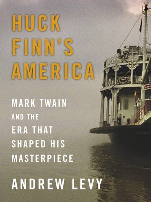 'Huck Finn's America' by Andrew Levy