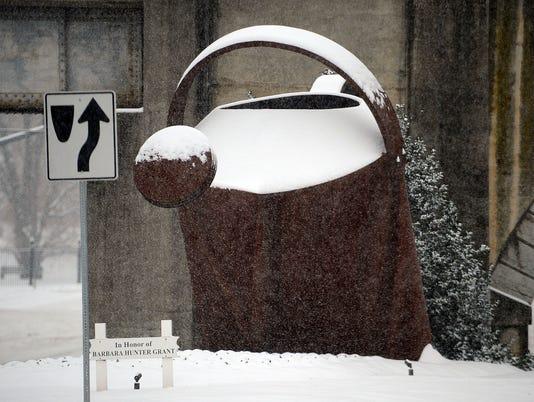 Snow Storm 12/16