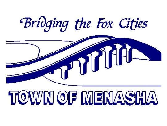 Town of Menasha logo.