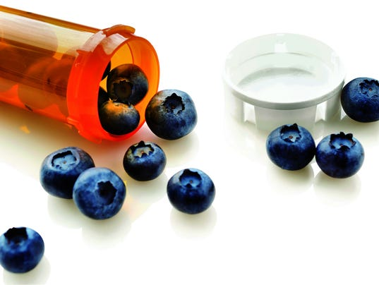 Ten best foods and supplements for brain health