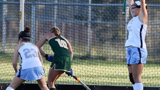 Cape Henlopen hosted Indian River in the first round of the DIAA Field Hockey State Tournament held at Champions Stadium near Lewes on Tuesday, Nov. 8.