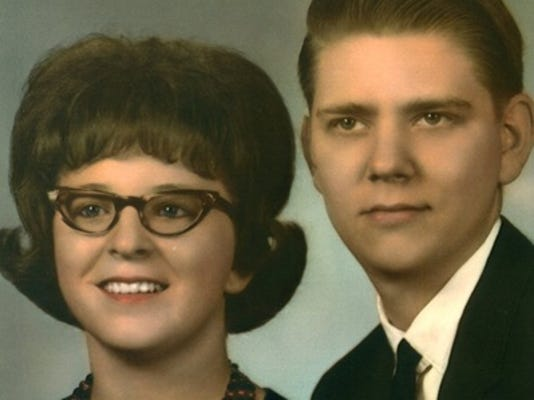 Anniversaries: Gary Miller & Janita Miller