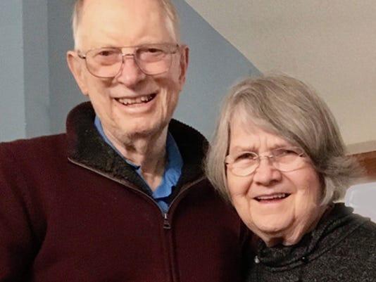 Anniversaries: Wendell Erickson & Kathryn Erickson