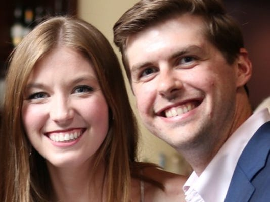 Engagements: Alexandra Camille Vaughan & Zachary Warren Fisher