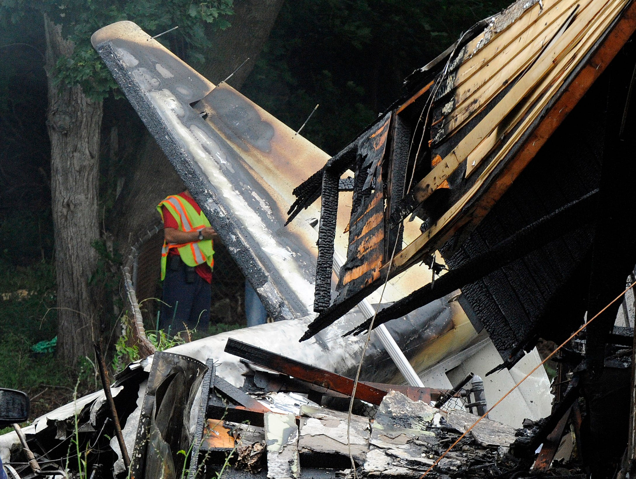 Conn. plane crash