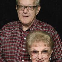 Anniversary: Kenneth and Bobbie Bittner