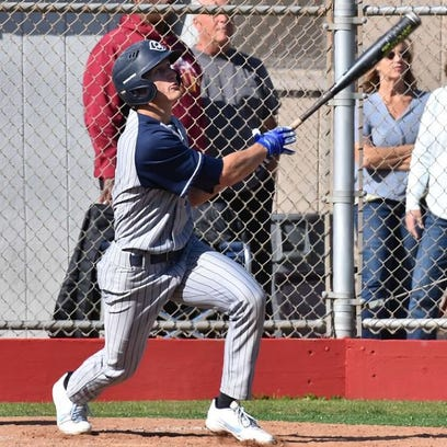 Andrew Lucas has hit .375 with eight home runs and